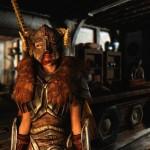 Zora Fair-Child, ready for battle