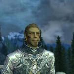 So, Rumarin finally got his ears pierced.