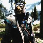 Qa'Dojo in Spellbinder Armor