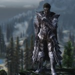 Erevan in Knight of Thorns Armor