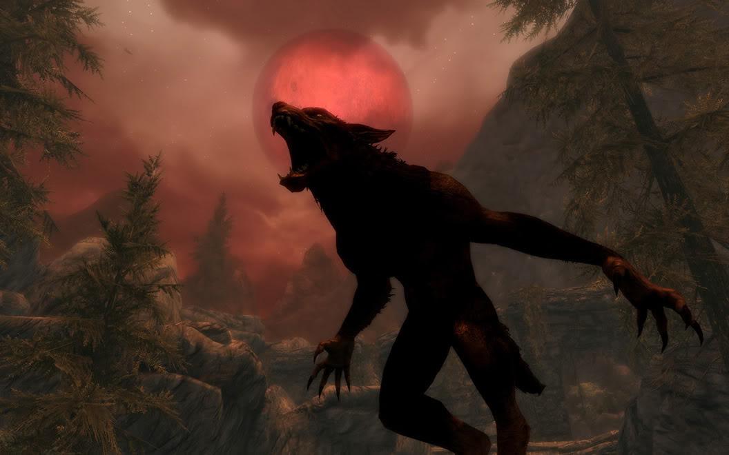 Wolves of Jorrvaskr by Ronja Monto | Interesting NPCs