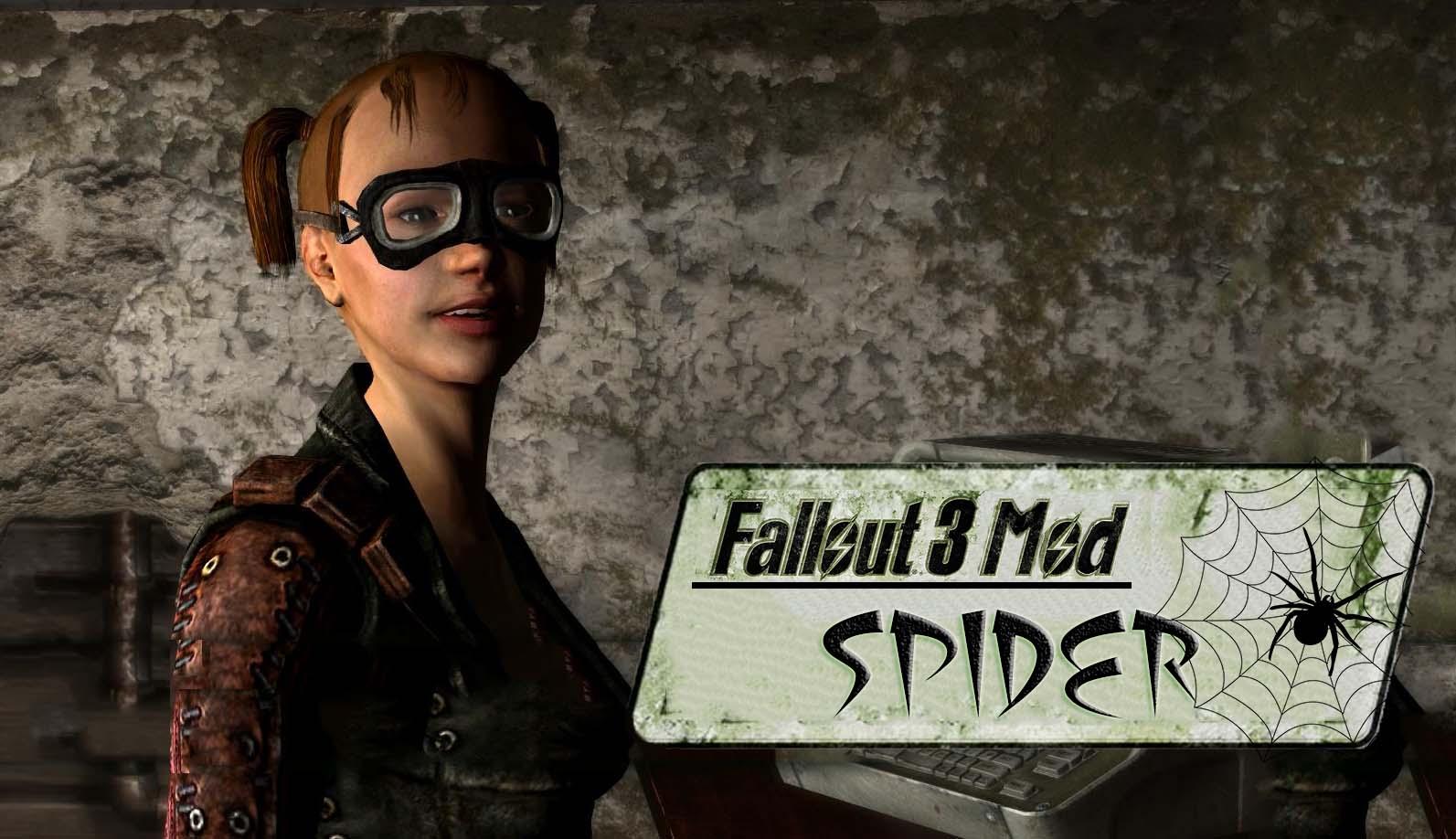 FalloutSpider